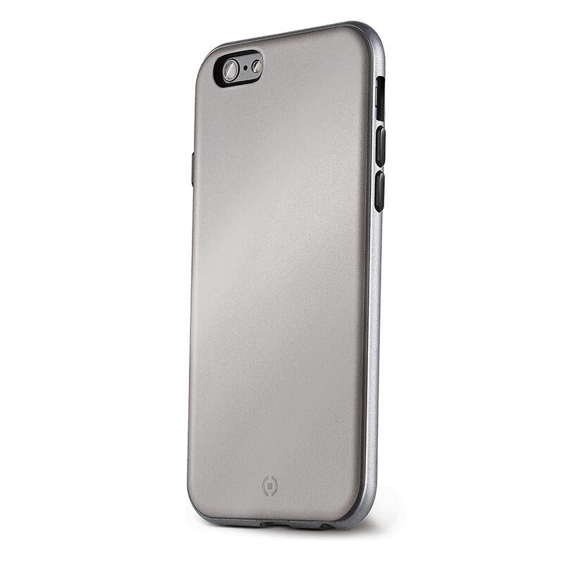 Apple Celly Apple iPhone 6 Plus / 6s Plus Bumber Cover Suojakuori, Harmaa