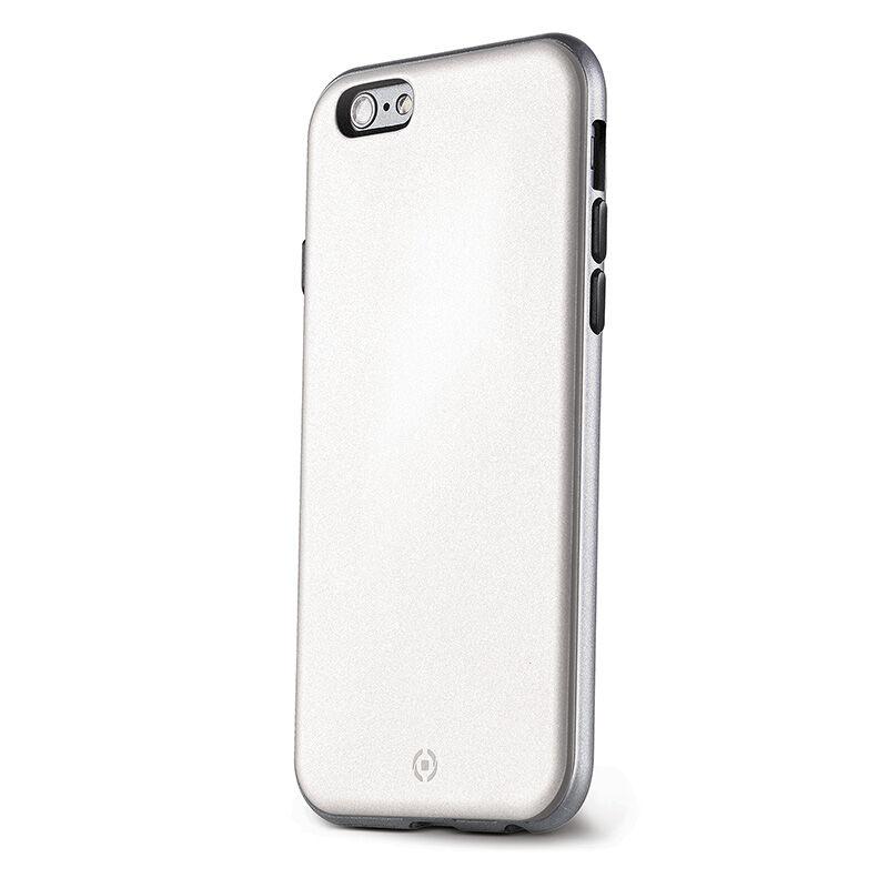 Celly Apple iPhone 6 / 6s Bumber Cover Suojakuori, Valkoinen