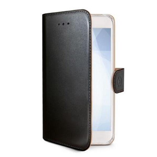 Celly Nokia 7 Plus Celly Wally Suojakotelo, Musta