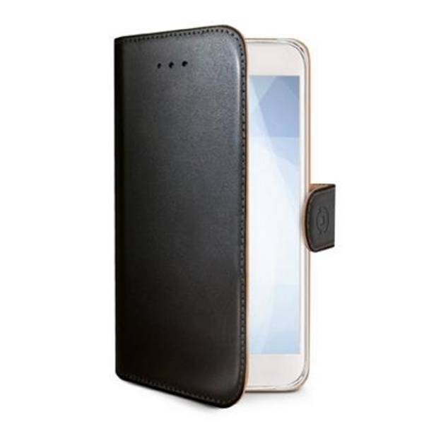Nokia 7 Plus Celly Wally Suojakotelo, Musta