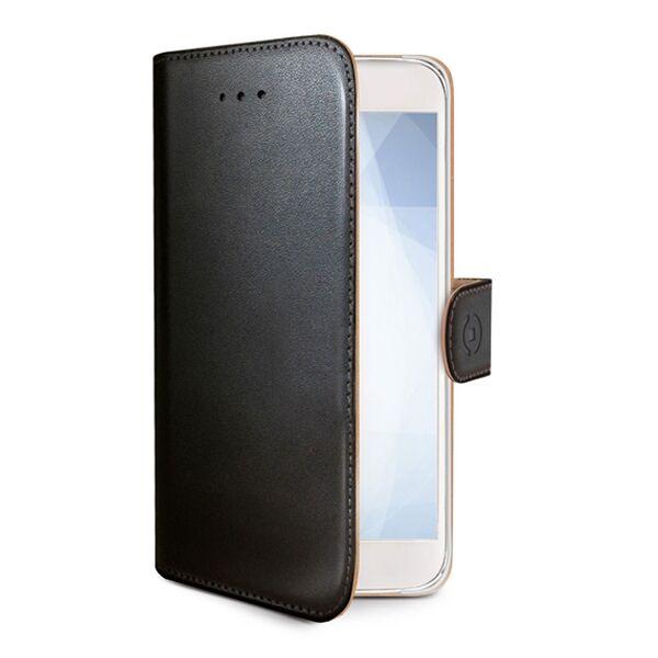 OnePlus 6 Celly Wally Suojakotelo, Musta