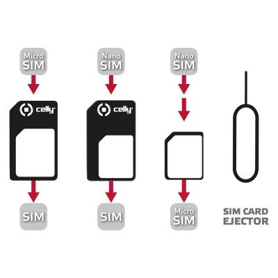 Celly SIM-Kortin adapteri / sovitin