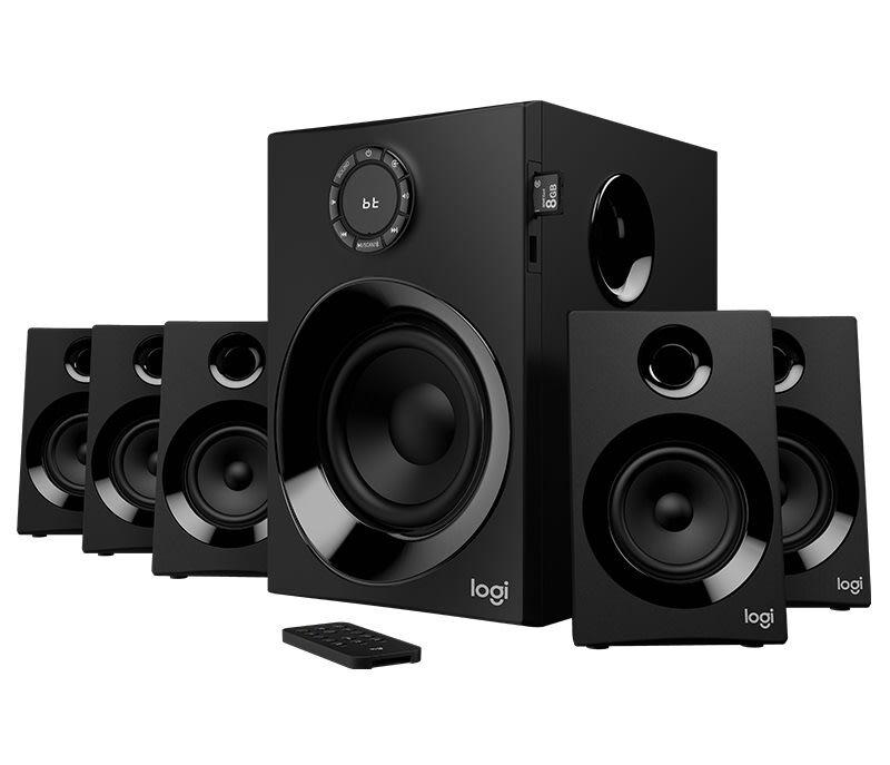 Logitech Z607 5.1 Surround Sound kaiutinjärjestelmä