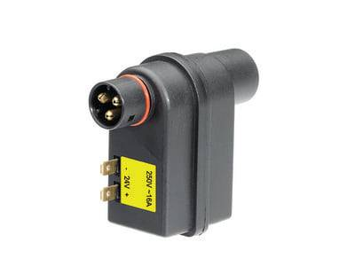Defa PlugIn 24V/230V 16A relekappale