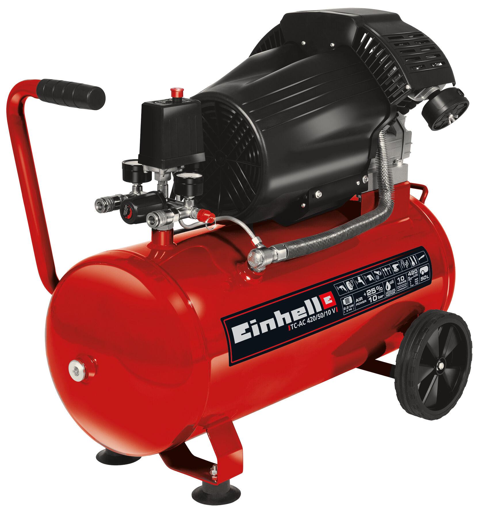 Einhell Classic TC-AC 420/50/10 50l kompressori