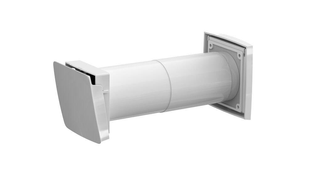 Vilpe Wive 100 korvausilmaventtiili termostaatilla