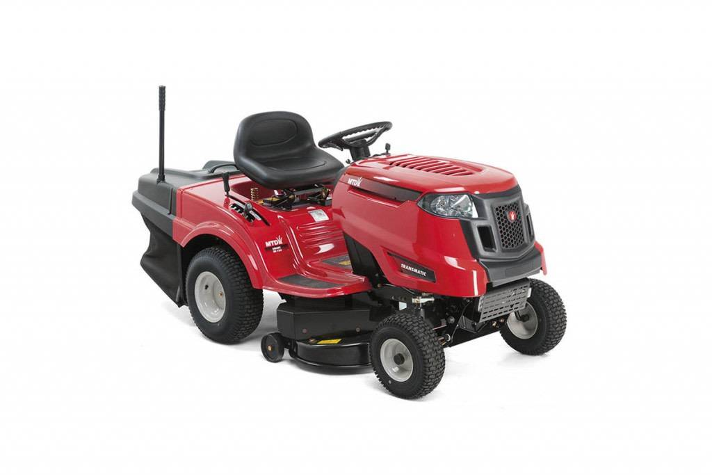 LMTD MTD Smart RE 125 keräävä ajoleikkuri
