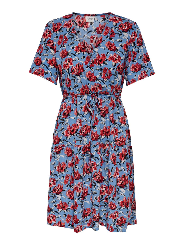 JACQUELINE DE YONG Jdy Flame naisten mekko