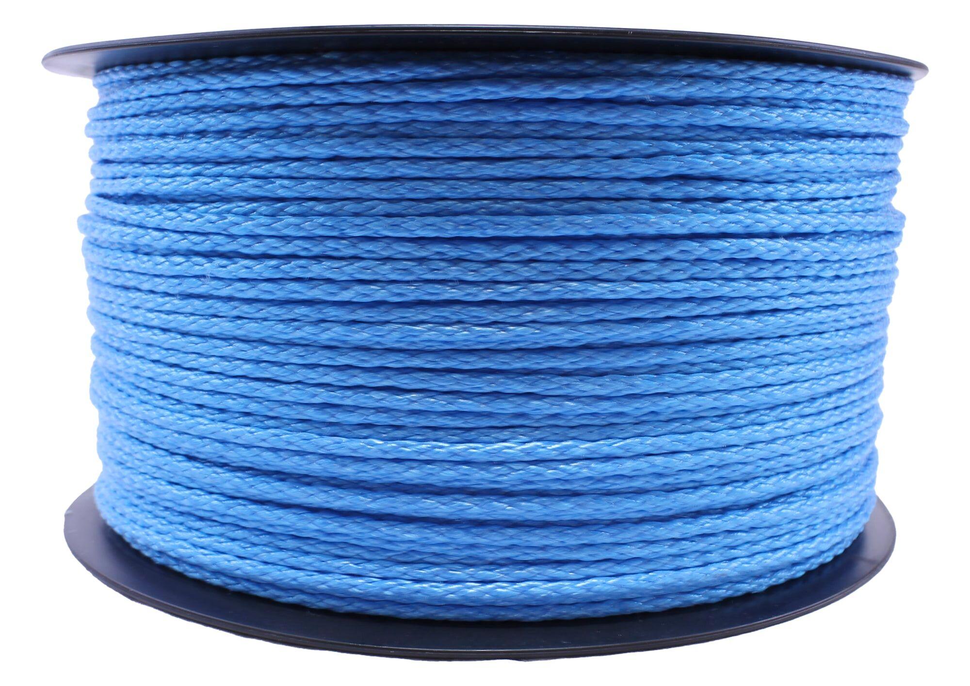 Piippo 4mm 380m sininen propeeniköysi