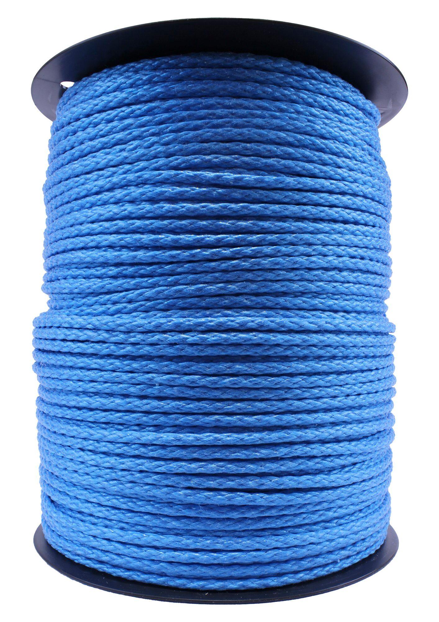 Piippo 6mm 410m sininen propeeniköysi