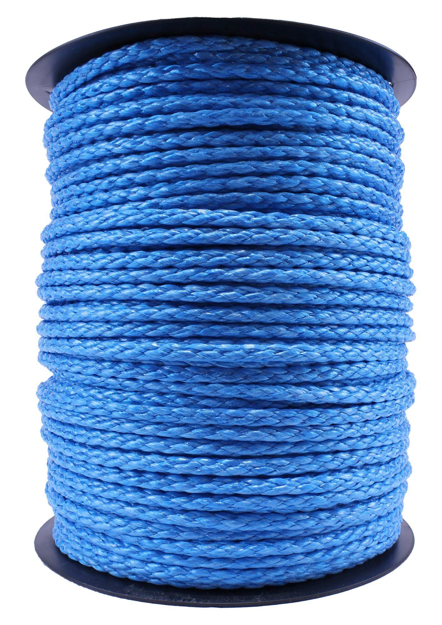 Piippo 8mm 230m sininen propeeniköysi