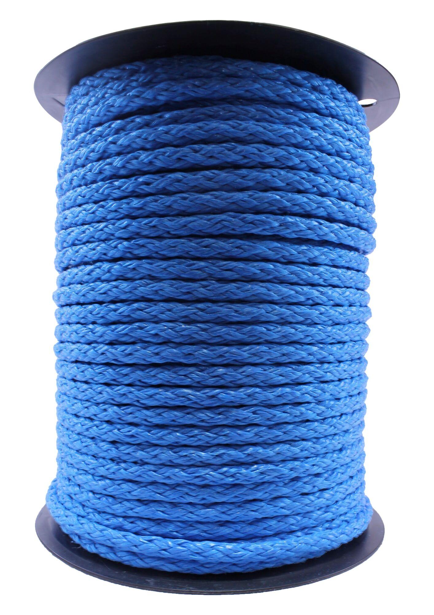 Piippo 10mm 130m sininen propeeniköysi
