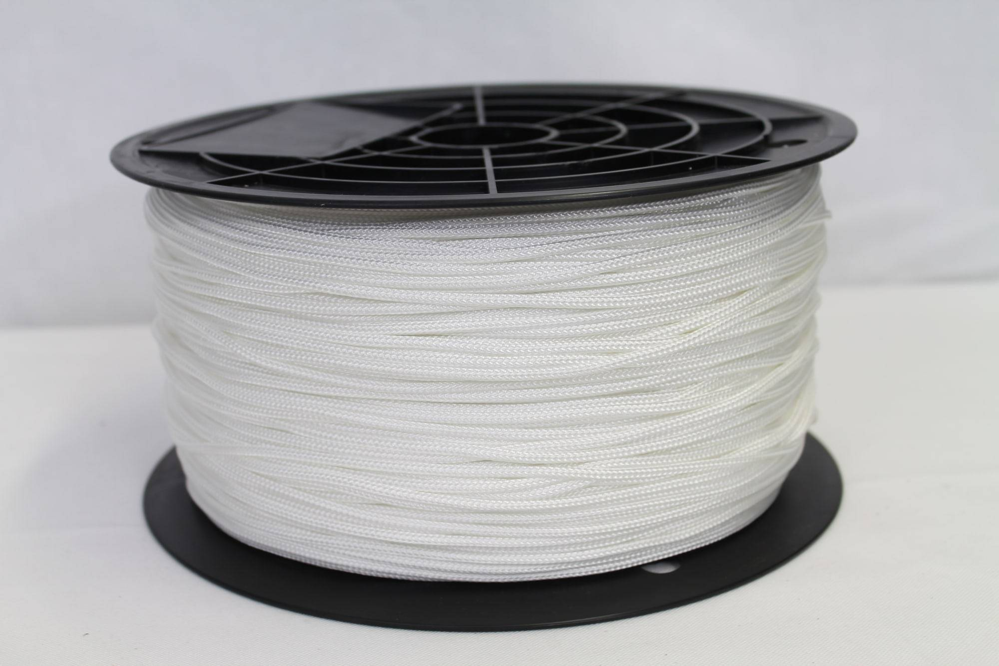 Piippo 3mm 450m valkoinen polyesteriköysi