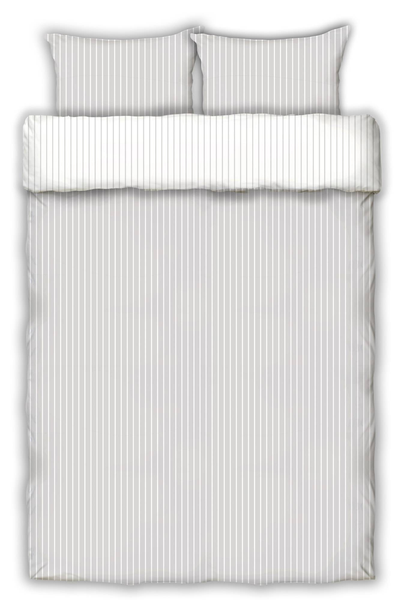 Familon Home Ultra Raita 230x220 cm tuplapussilakanasetti
