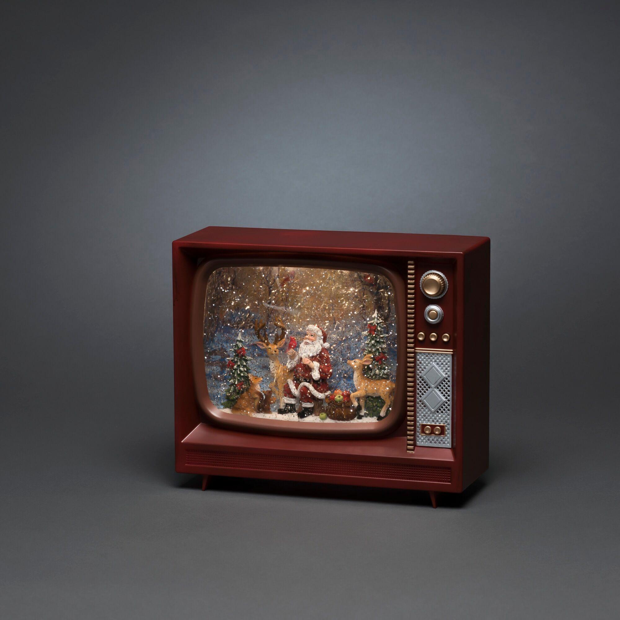 Konstsmide 4383-000 soiva TV pöytäkoriste