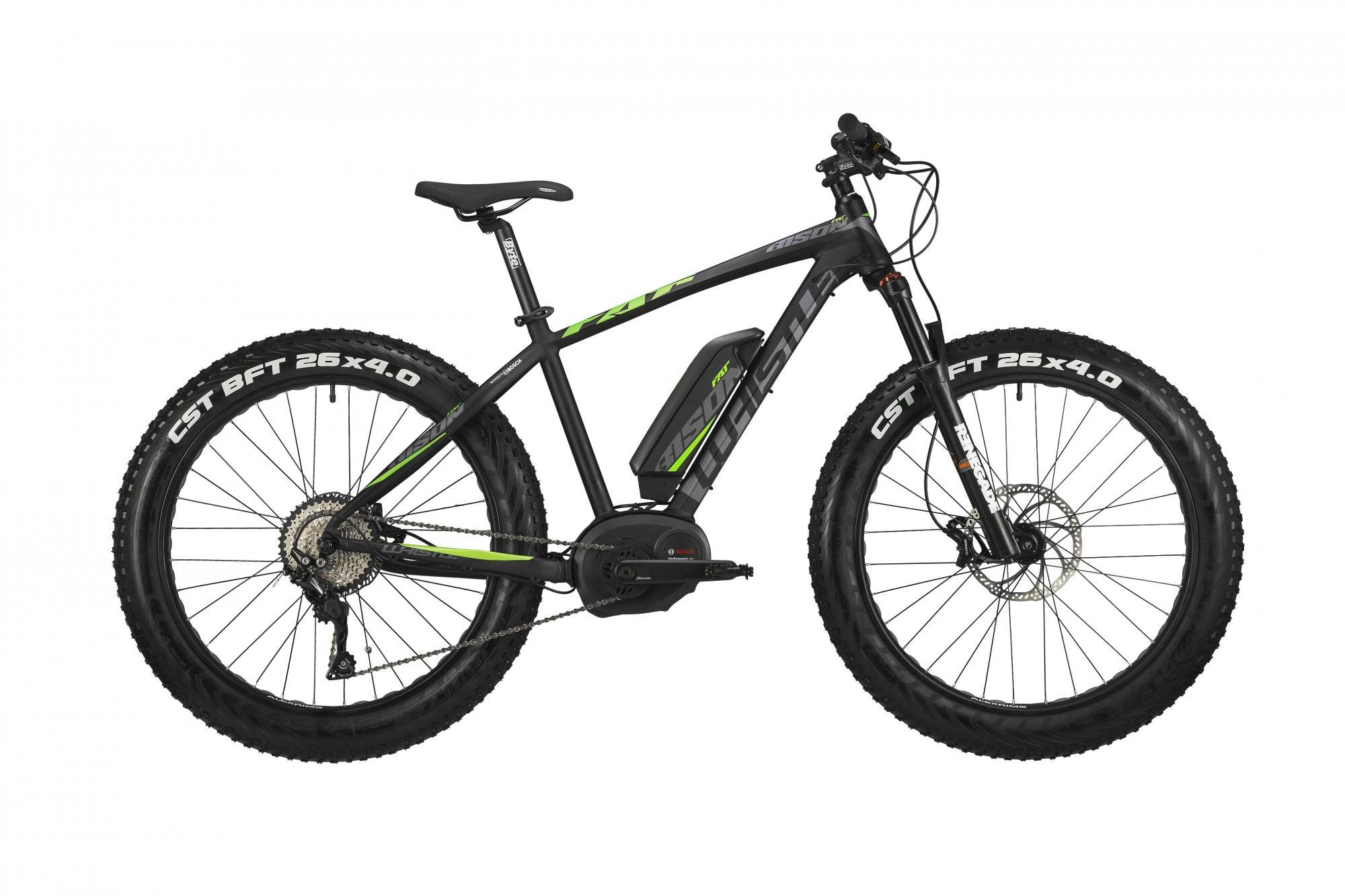 Whistle Fat Bison 500Wh 26