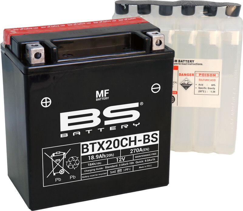 BS Battery BTX20CH-BS MF (cp) 12V 18Ah akku