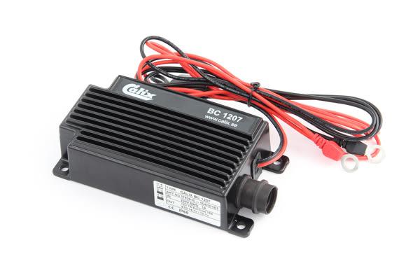 Calix BC2405 24V 5A IP65 akkulaturi
