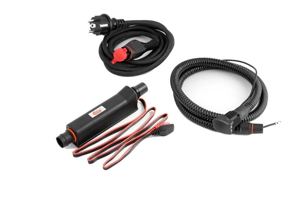 Calix BC60 12V/2A MKMS1025 akkulaturisarja