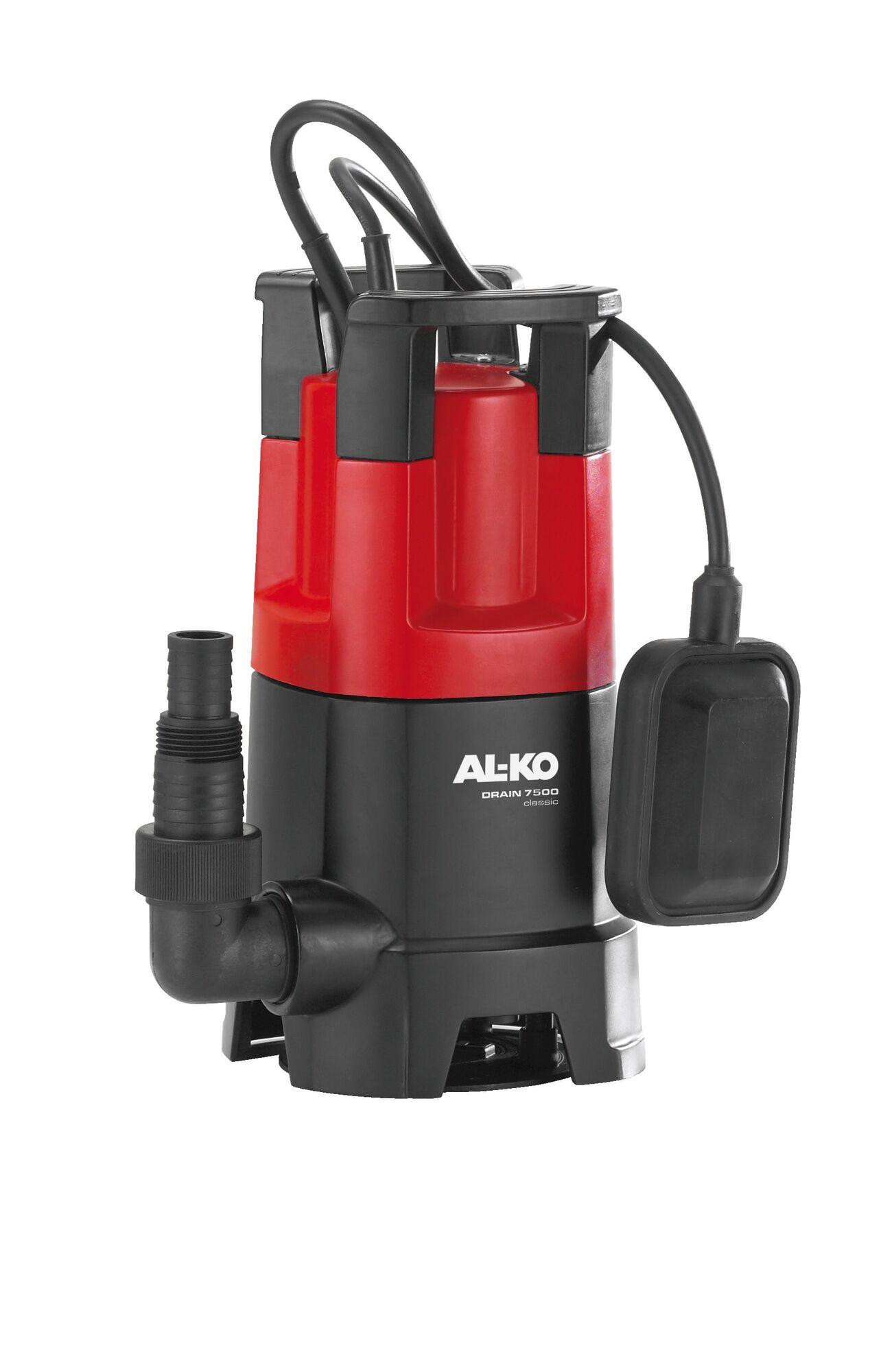 AL-KO Drain 7500 Classic 450W likavesi uppopumppu