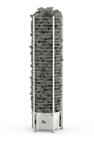 Sawo Tower Round NS 9kW sähkökiuas