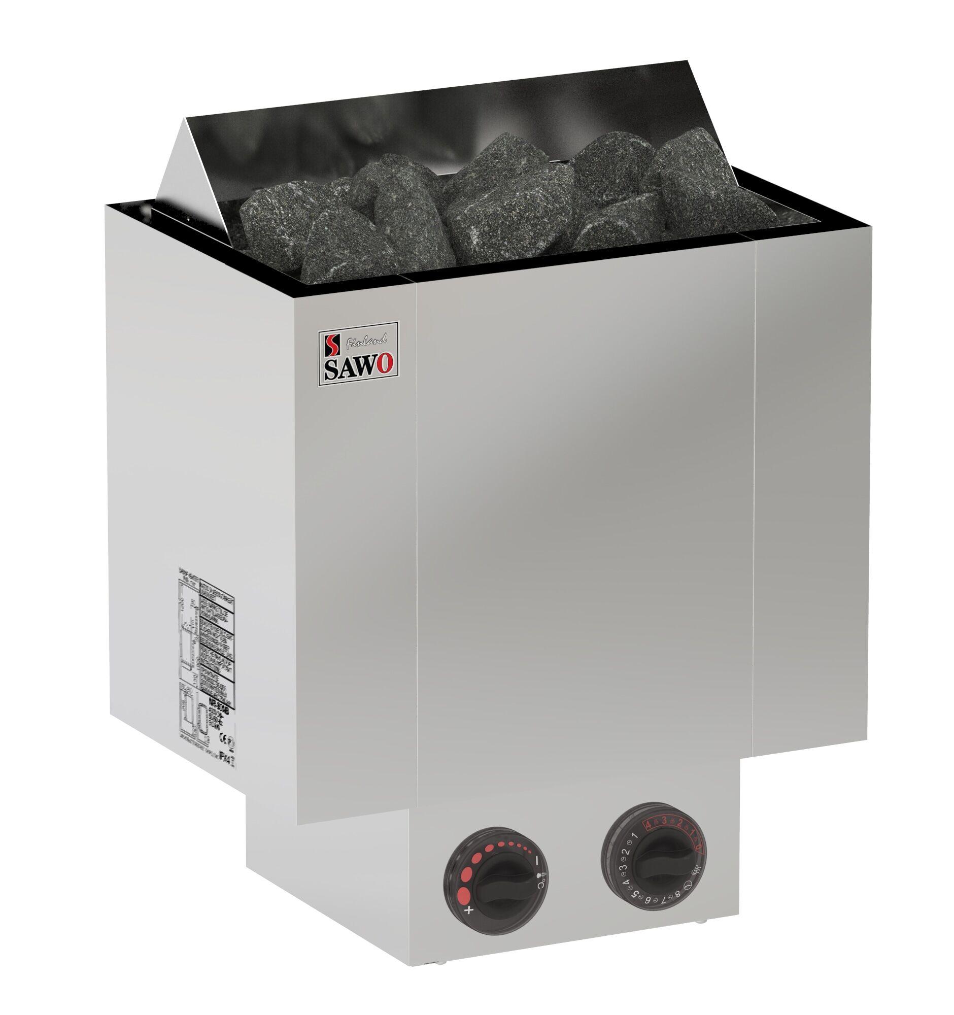 Sawo Nordex NB 6 kW sähkökiuas
