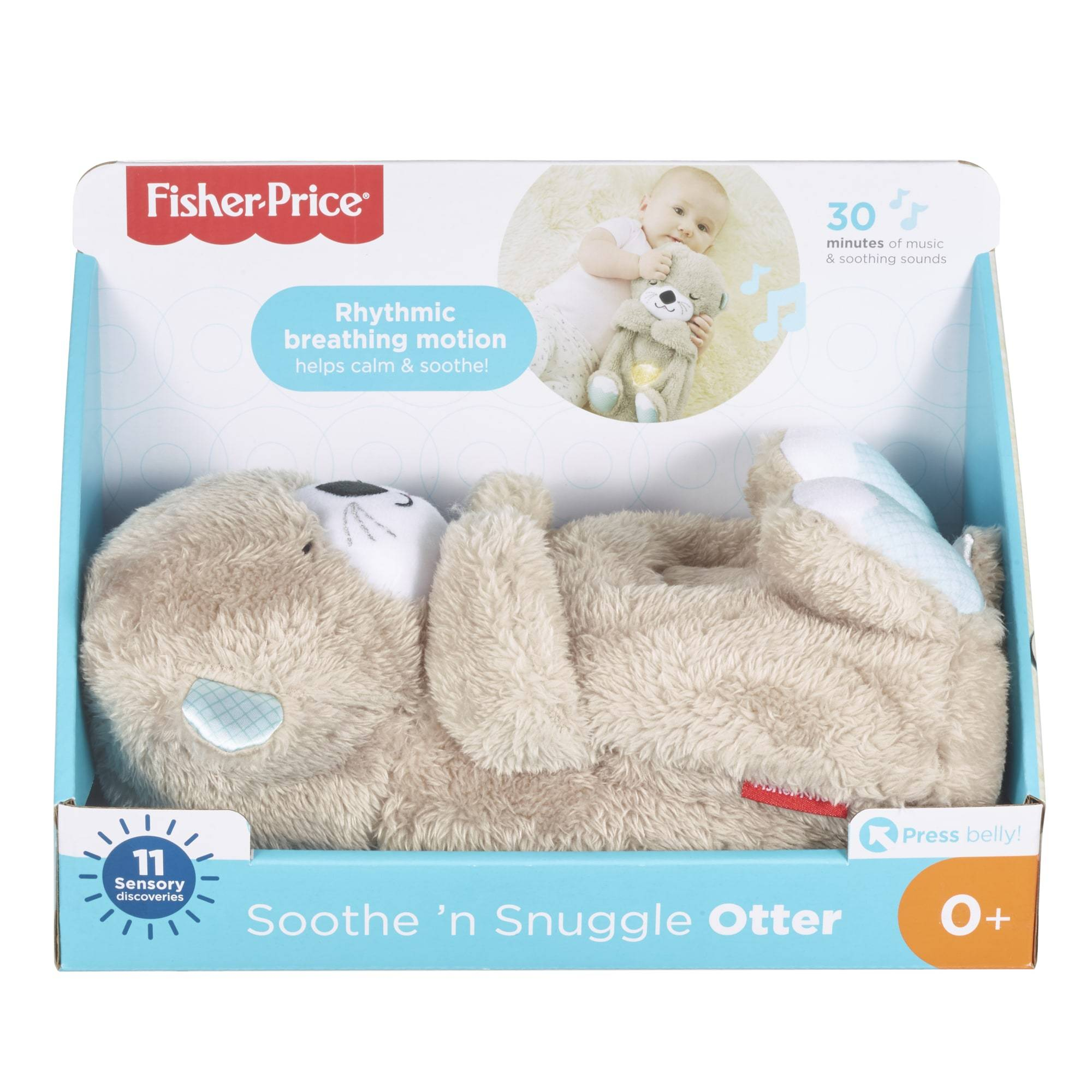 Fisher-Price n Snuggle Otter halisaukko