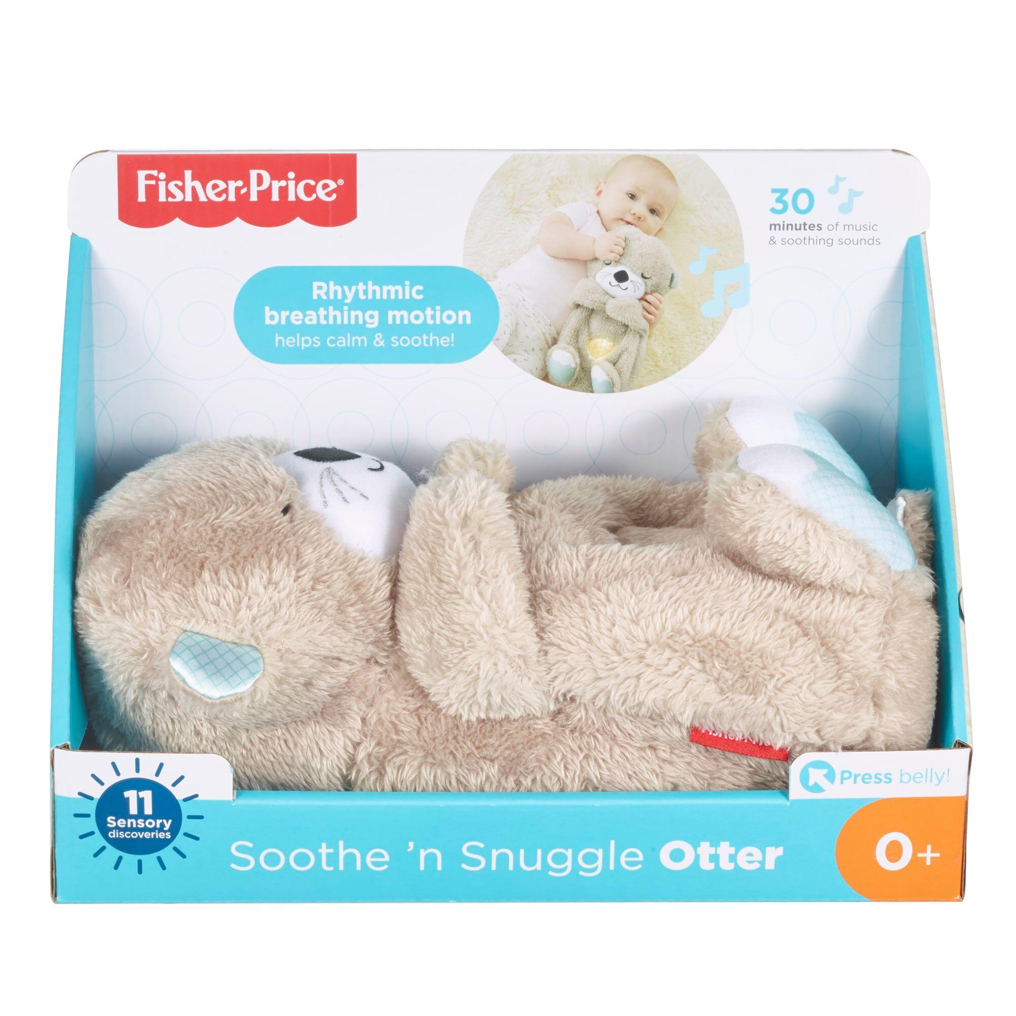 Fisher-Price n Snuggle Otter halisaukko