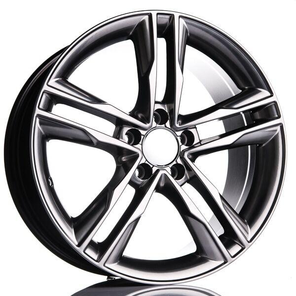 Fit for VW SS5 7.5x17 Jako:5x112 ET:35 vanne