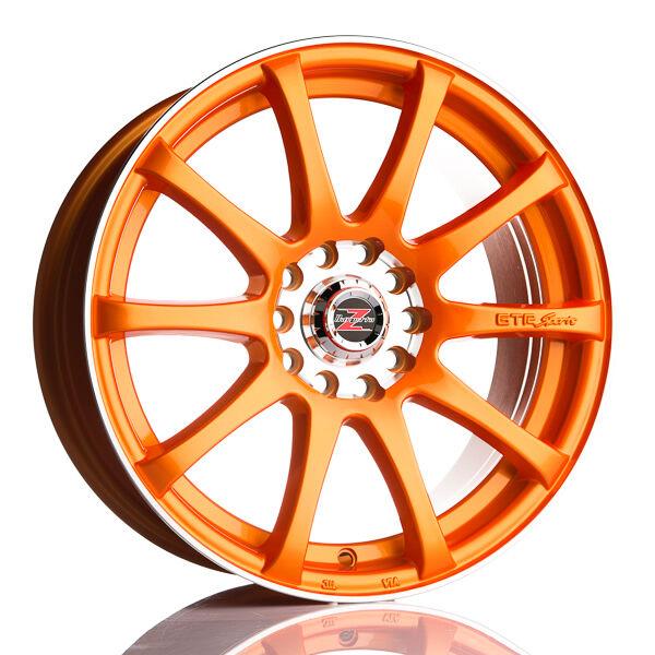 Barzetta GTR Raceorange 7x17 Jako:5x114.3 ET:40 vanne