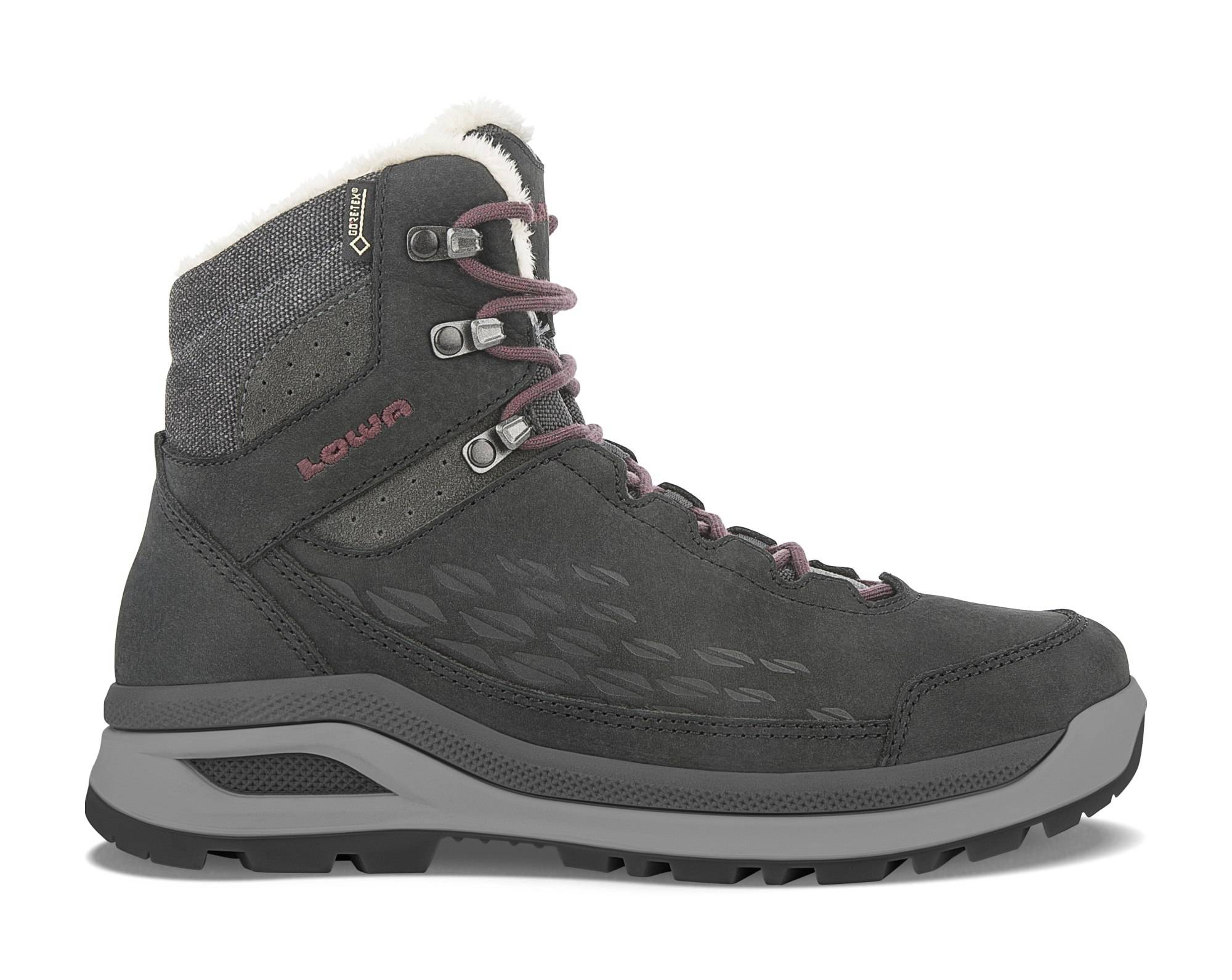 Lowa Locarno Ice GTX Mid naisten kengät