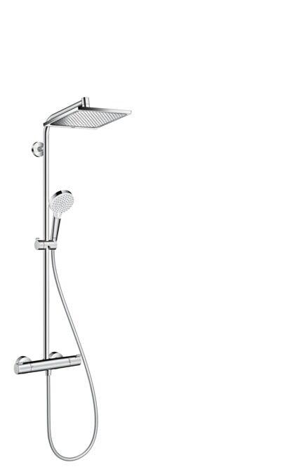 Hansgrohe Crometta E 240 Showerpipe suihkusetti