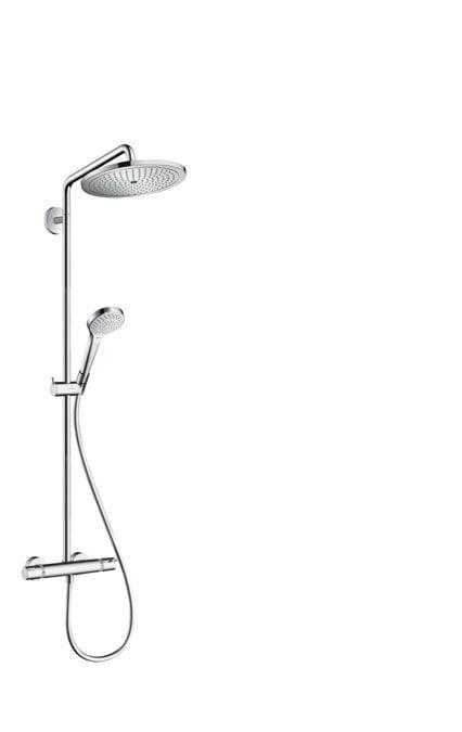 Hansgrohe Croma Select 280 Air Showerpipe suihkusetti