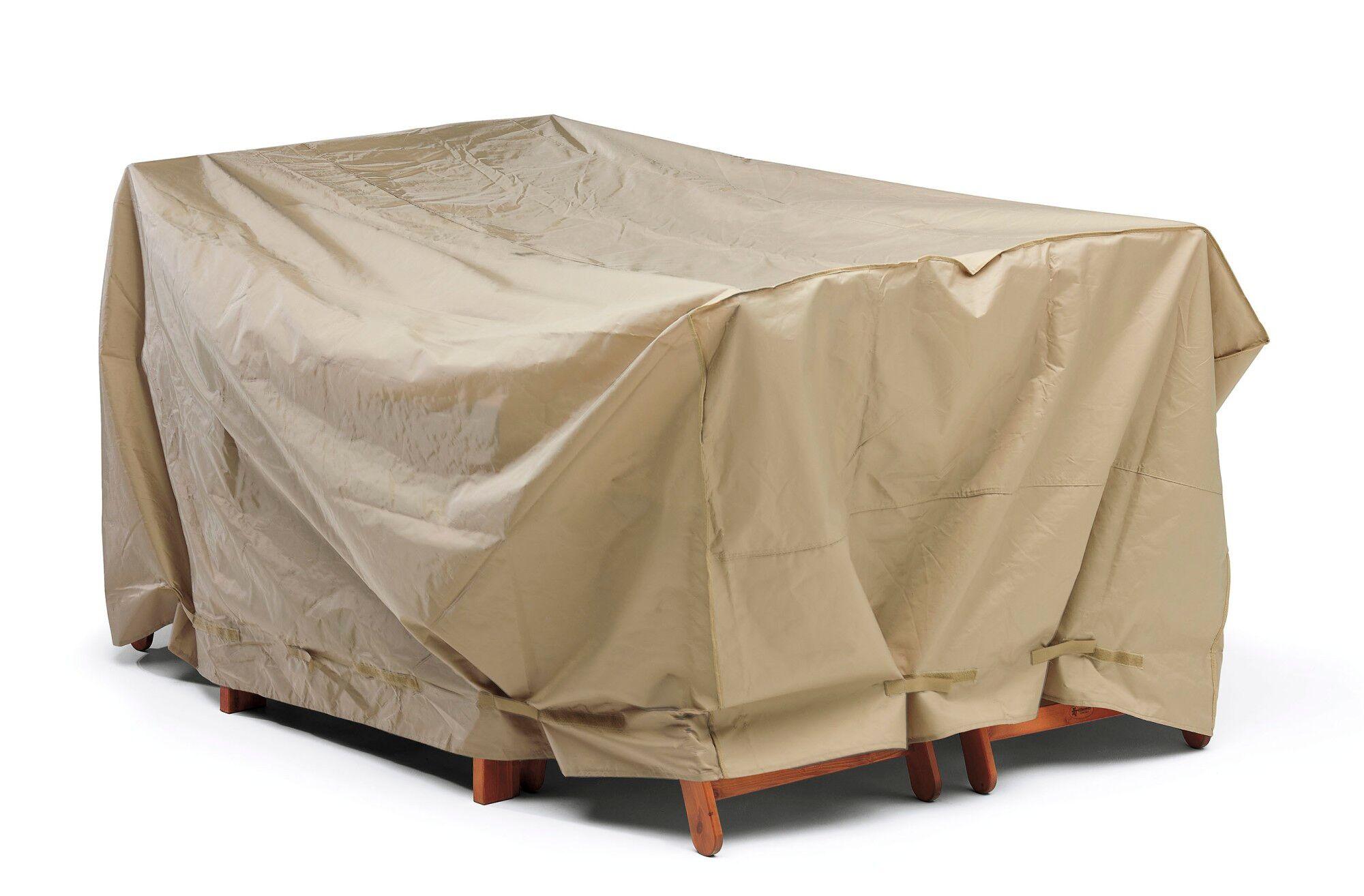 Hillerstorp  Siljan 160x225x95 cm beige kalustesuoja