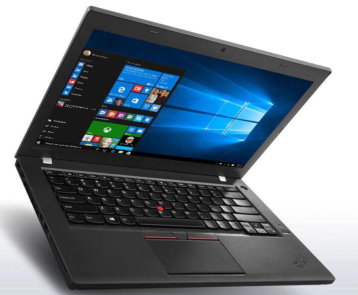 Lenovo Refurbished Lenovo ThinkPad T460 /i5-6200U/8GiB/256SSD
