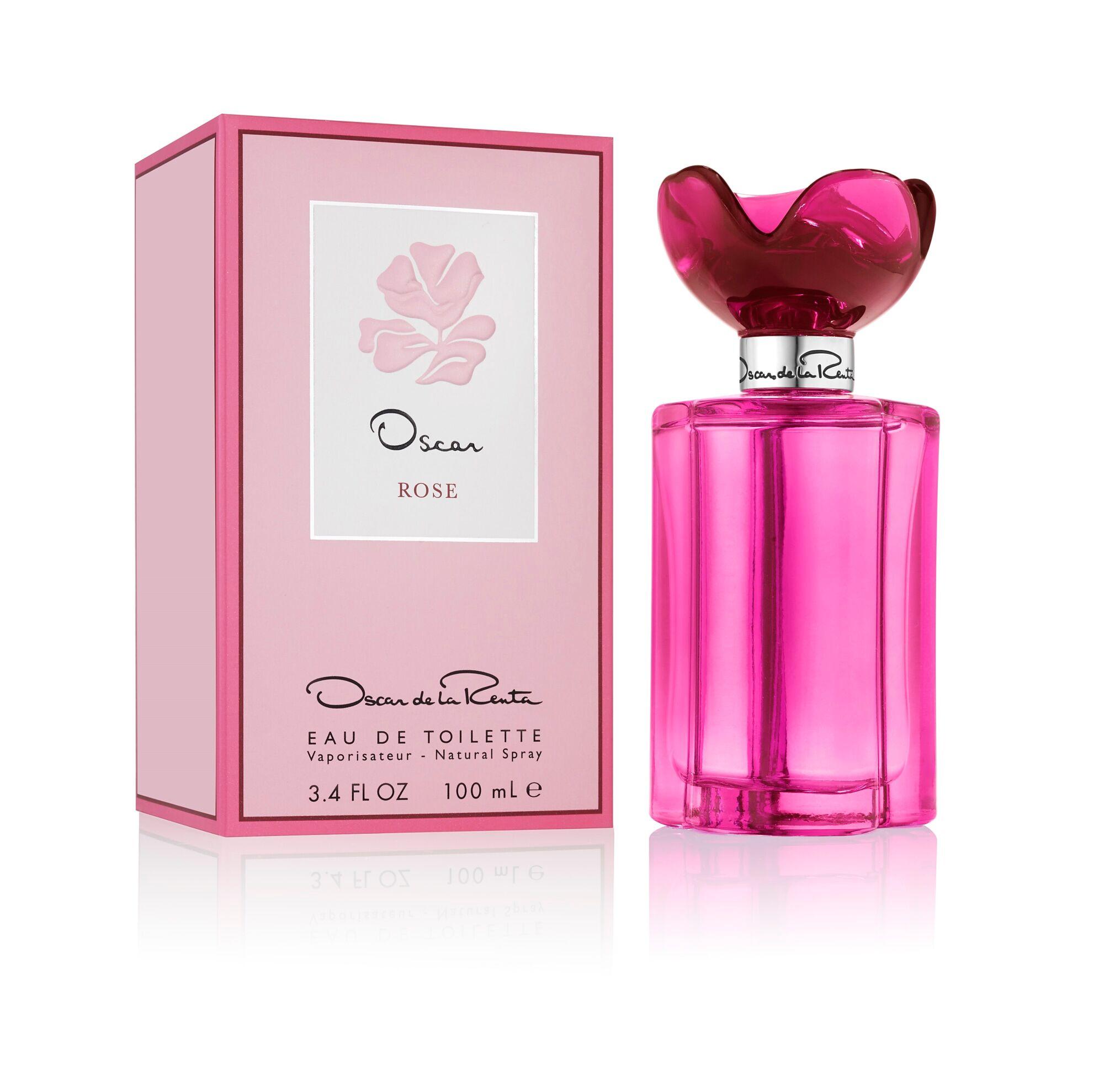 Oscar de la Renta Collection Rose 100 ml Eau de Toilette