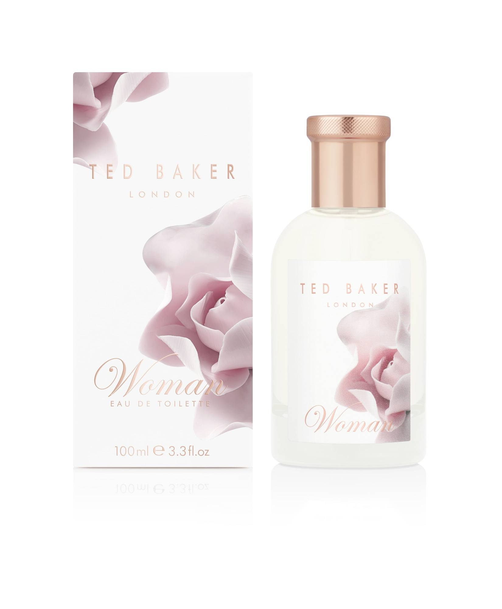 Ted Baker Woman Eau de Toilette 100 ml naisten tuoksu