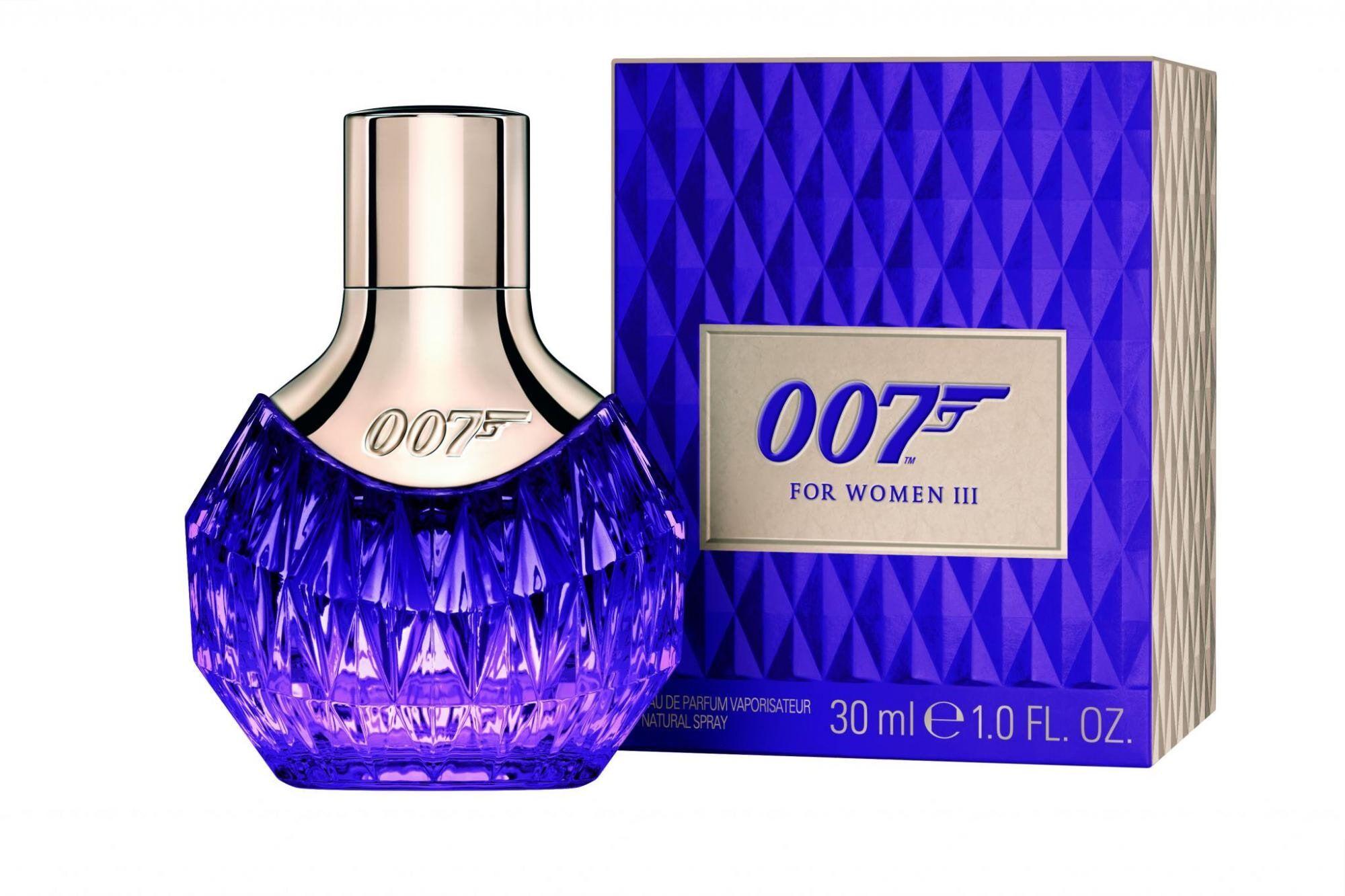 James Bond 007 For Women III 30 ml Edp naisten parfyymi