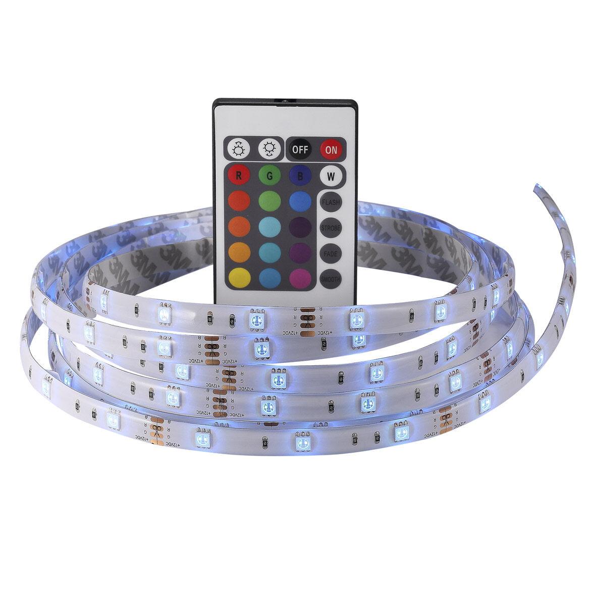 Nordlux Nimba RGB 3 m leikattava LED-nauha