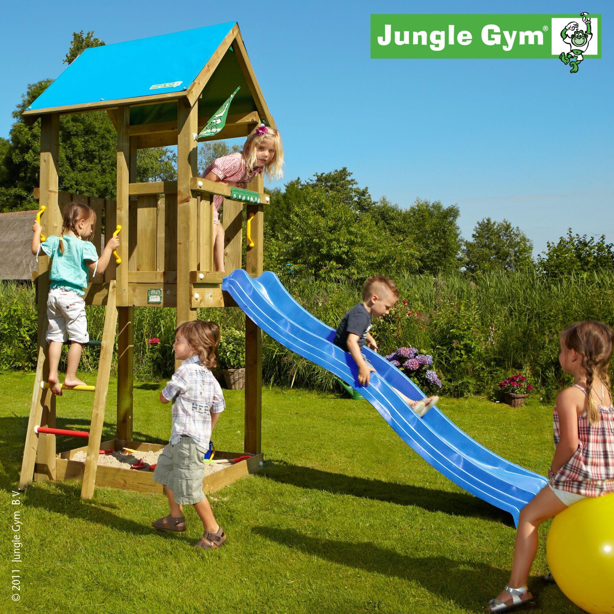 Jungle Gym Castle leikkikeskus