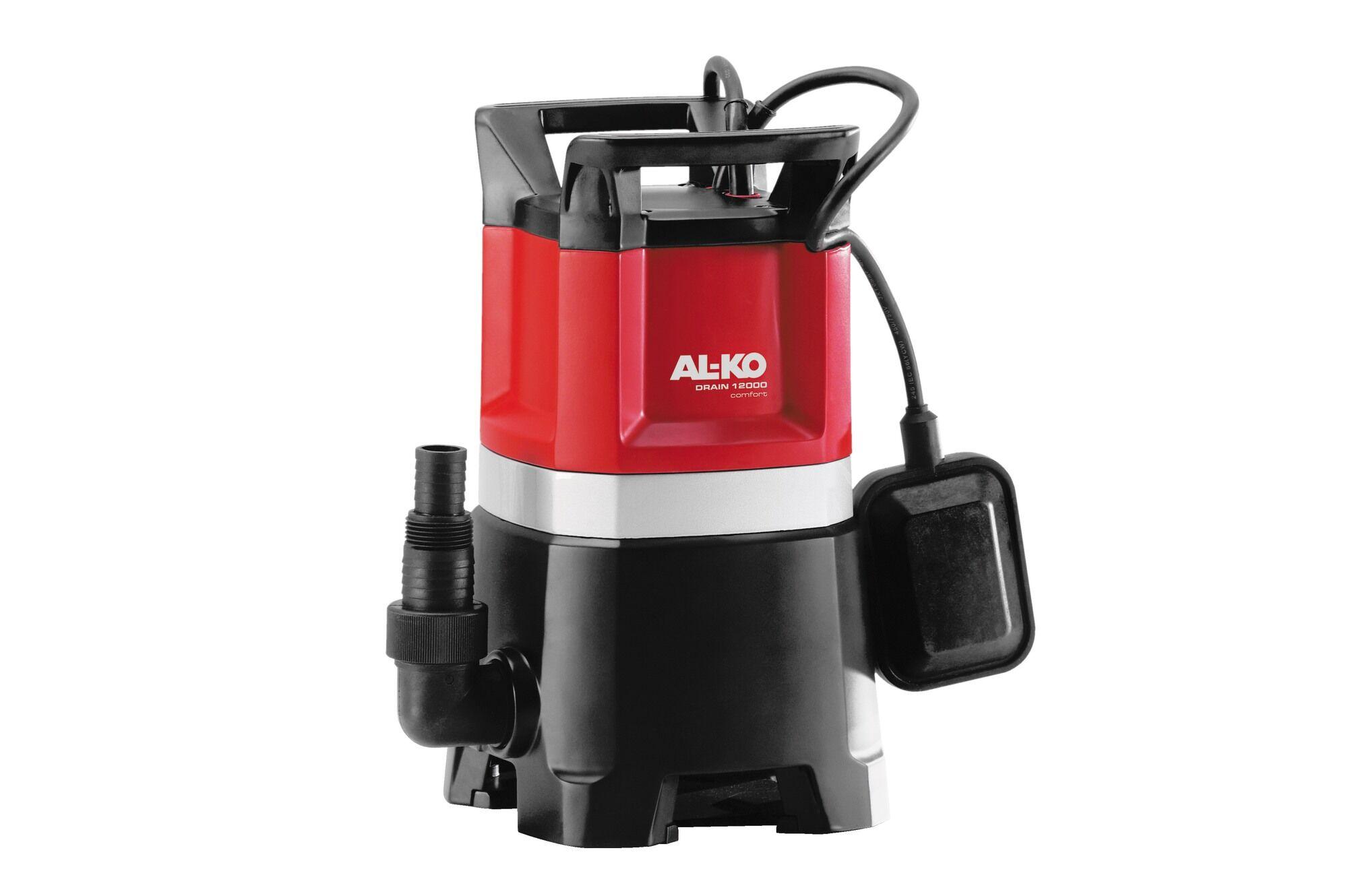 AL-KO Drain 12000 Comfort 850W likavesi uppopumppu