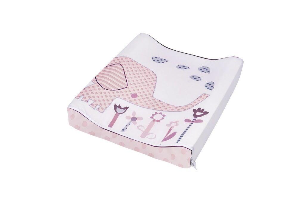 Baby Dan Elefantastic Pink hoitoalusta