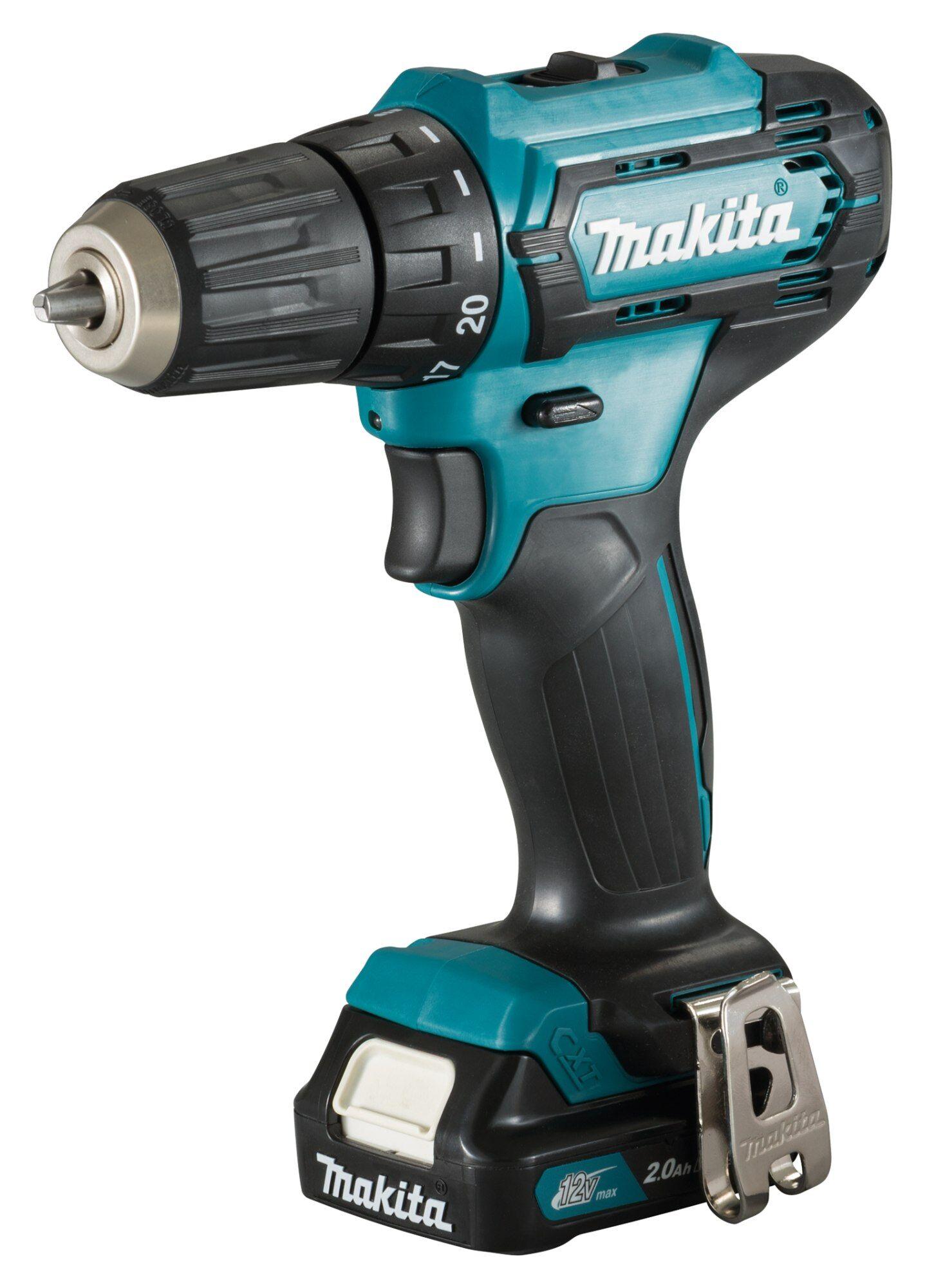 Makita CXT DF333DWAE 12V Max 2Ah akkuporakone