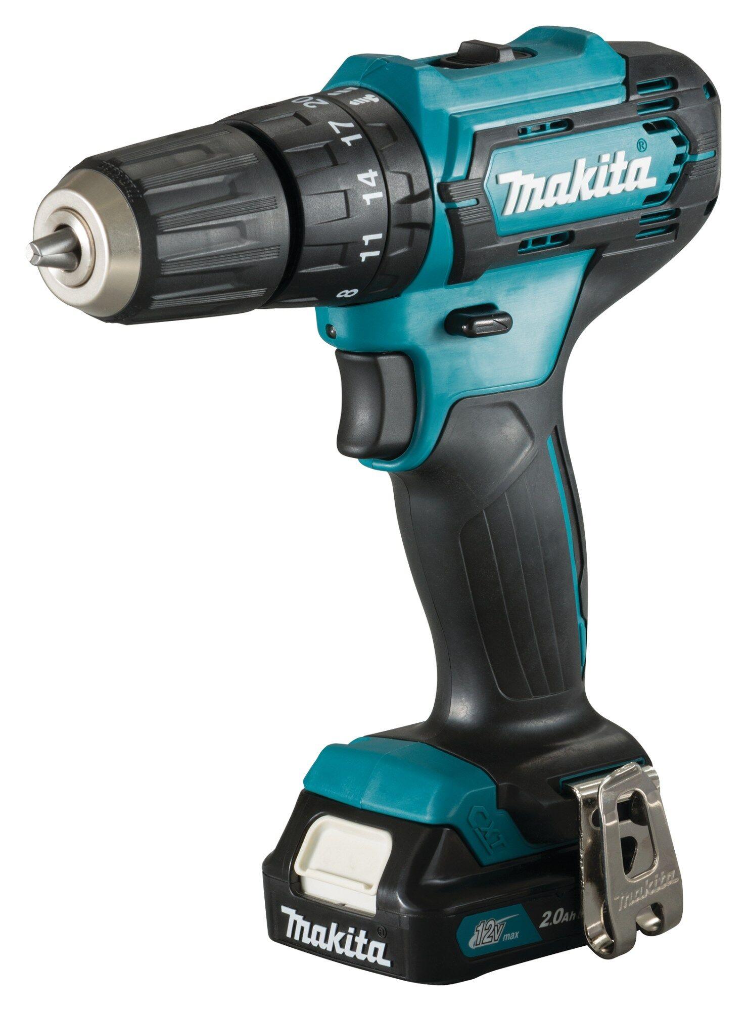 Makita CXT HP333DWAE 12V Max 2Ah iskevä akkuporakone