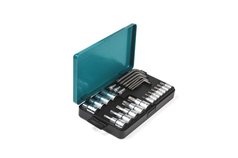 Kamasa-Tools K25001 26-osainen torx hylsysarja