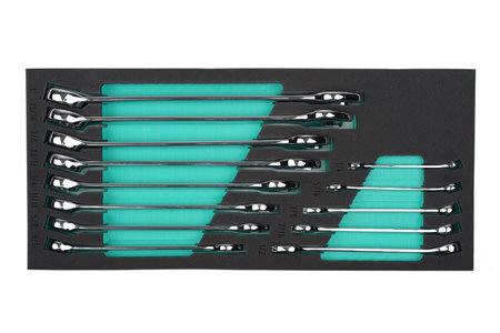 Kamasa-Tools K26060 tuuma kiintosilmukka-avaimet