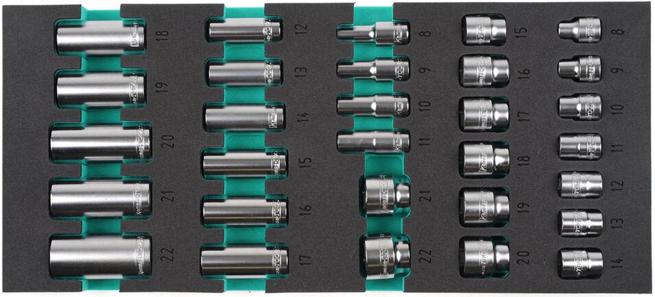 Kamasa-Tools K26183 12-kanttiset 3/8