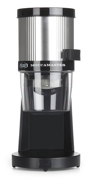 Moccamaster Grinder Table Top black kahvimylly