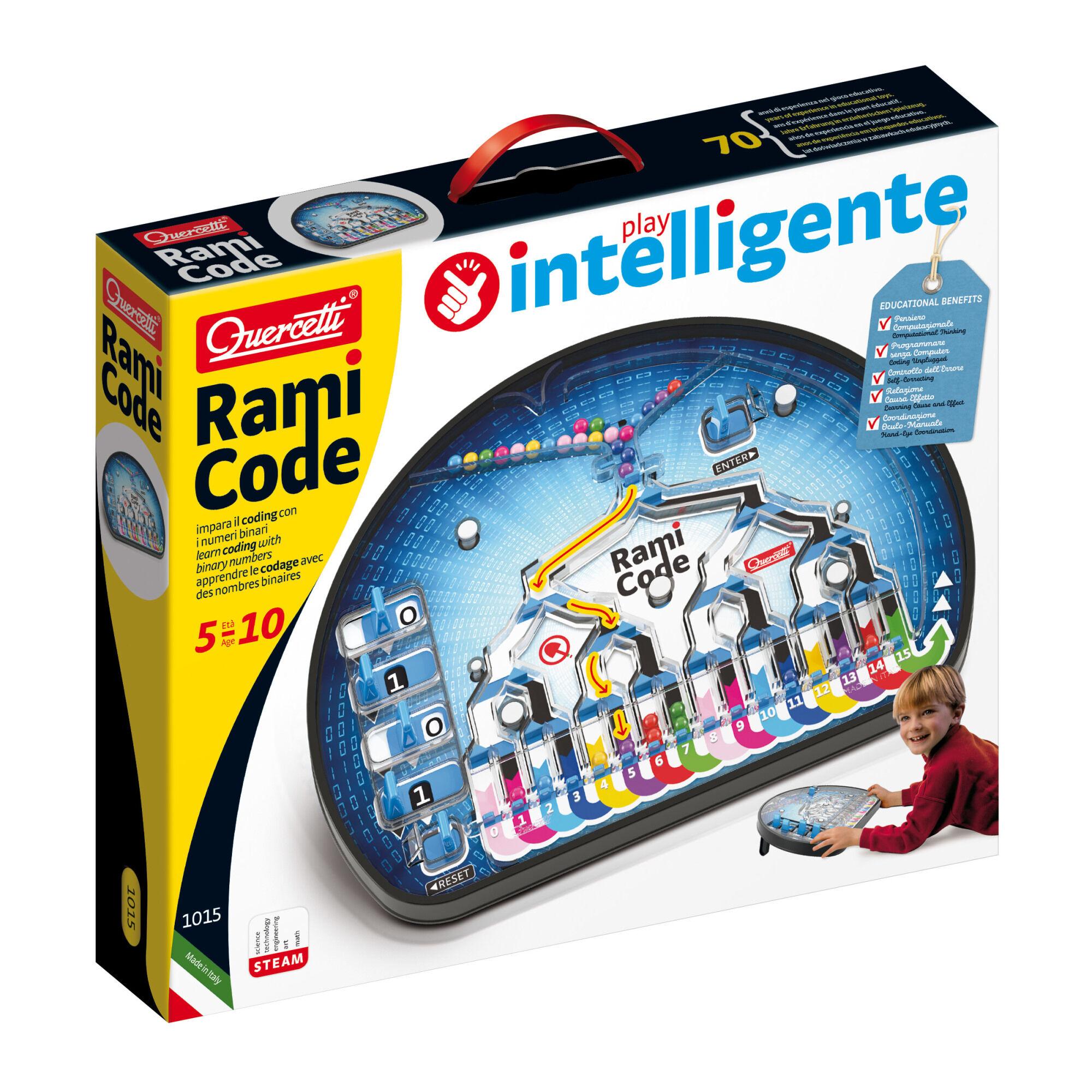 Quercetti Rami Code ramikoodi