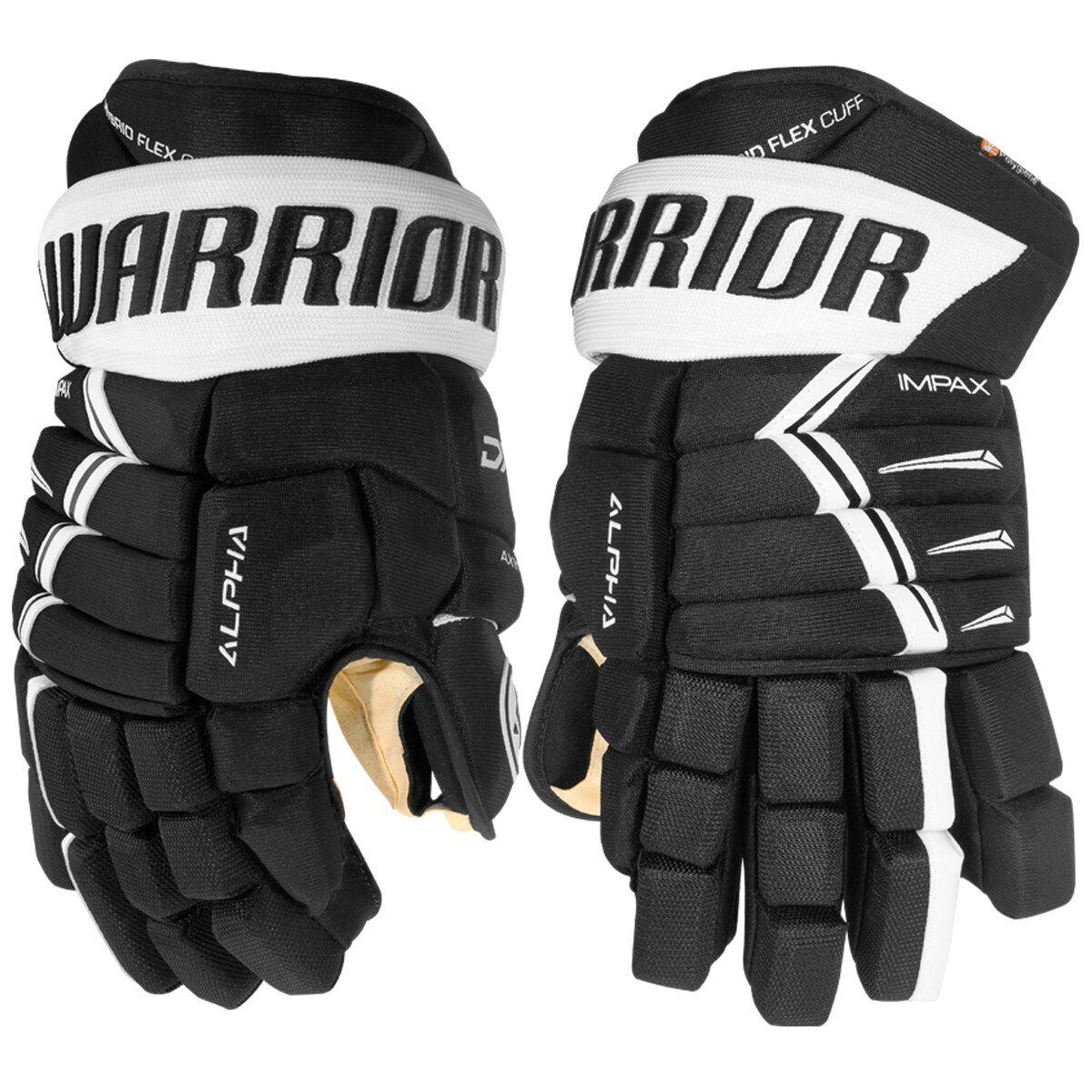Warrior Alpha DX Pro JR jääkiekkohanskat